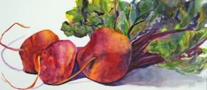 Beets     Watercolor  Original/Prints Available